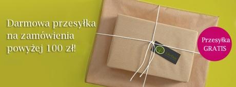 darmowa przesyłka kosmetyków naturalnych