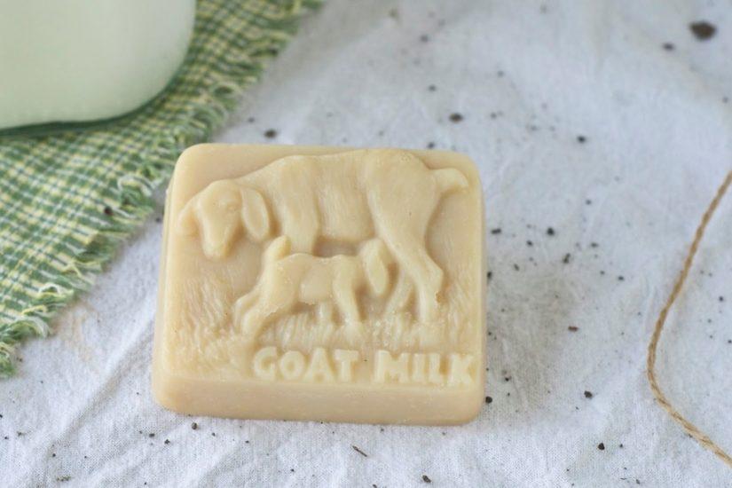 mydło z koziego mleka