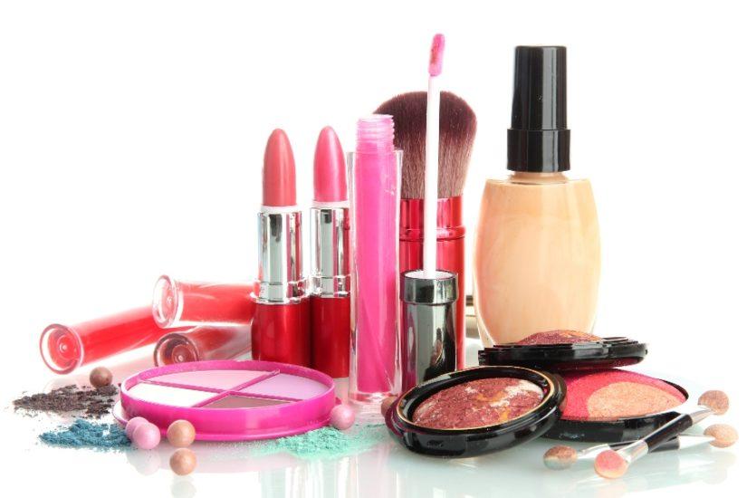 chemia w kosmetykach