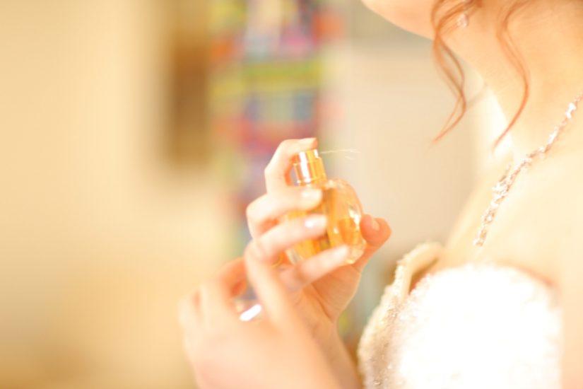 składniki perfum