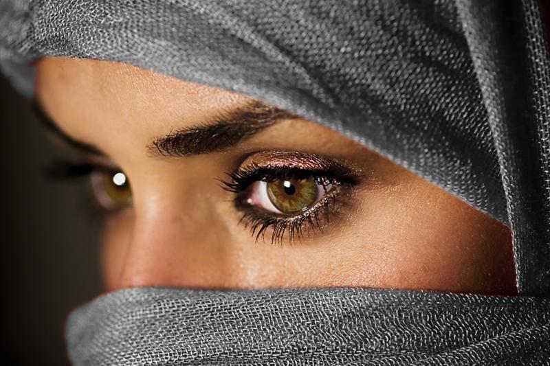 Piękna Egipcjanka
