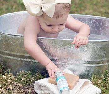 mydła naturalne dla dzieci